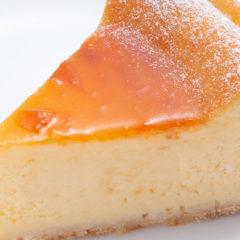 チーズタルト 〔当店一番人気〕